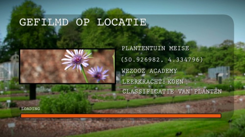 Video Classificatie van Planten! - Biologie 2de graad