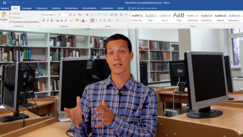 Video Word: tekstverwerking - Studiehulp Tips & Tricks